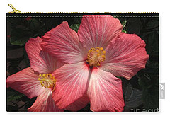 Star Flower Carry-all Pouch by Barbara Griffin