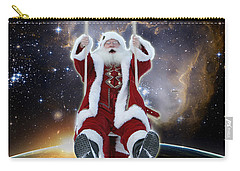 Santa's Star Swing Carry-all Pouch