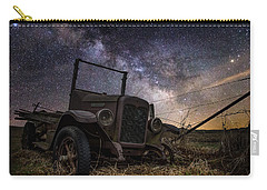 Stardust And  Rust Carry-all Pouch