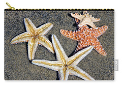 Starfish Carry-all Pouch by Tammy Espino