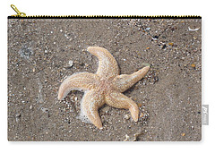 Carry-all Pouch featuring the photograph Starfish by Tiffany Erdman