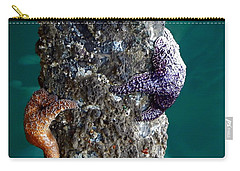 Starfish Under The Pier Carry-all Pouch
