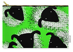 Stargazing Sheep Carry-all Pouch