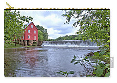 Starrs Mill Carry-all Pouch by Gordon Elwell