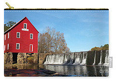Starr's Mill In Senioa Georgia Carry-all Pouch