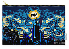 Starry Knight Carry-all Pouch by Three Second