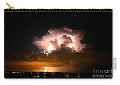 Starry Thundercloud Carry-all Pouch