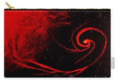 Stars Locked In Immortal Embrace Carry-all Pouch