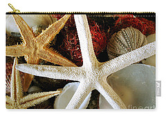 Stars Of The Sea Carry-all Pouch by Colleen Kammerer