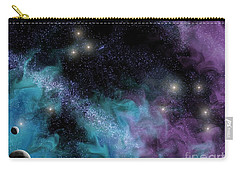 Starscape Nebula Carry-all Pouch by Antony McAulay