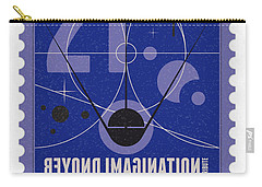 Starschips 21- Poststamp - Sputnik 2 Carry-all Pouch