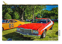 Starsky And Hutch Ford Gran Torino Carry-all Pouch