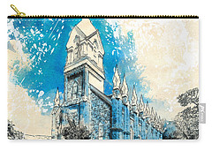 Stately Spires Carry-all Pouch