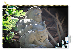 Statue In The Sun Carry-all Pouch