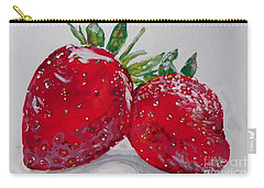 Stawberries Carry-all Pouch