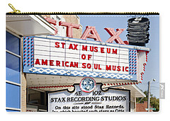 Stax Carry-all Pouch by Liz Leyden