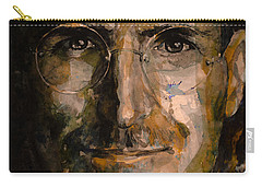Steve... Carry-all Pouch by Laur Iduc