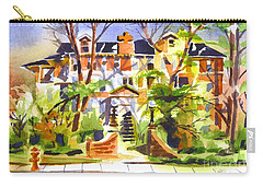 Ste Marys Of The Ozarks Hospital Carry-all Pouch by Kip DeVore