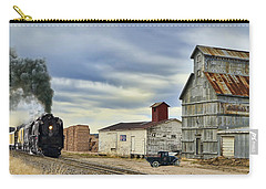 Steam In Castle Rock Carry-all Pouch