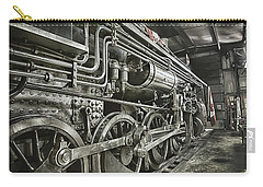 Steam Locomotive 2141 Carry-all Pouch