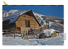 Steamboat Barn Carry-all Pouch by Don Schwartz