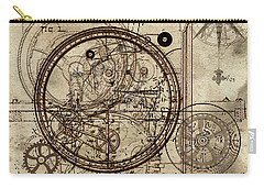Steampunk Dream Series IIi Carry-all Pouch