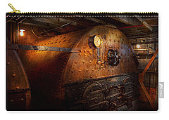 Steampunk - Plumbing - The Home Of A Stoker  Carry-all Pouch