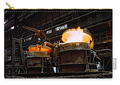 Steel Industry In Smederevo. Serbia Carry-all Pouch