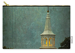 Steeple In A Storm Carry-all Pouch