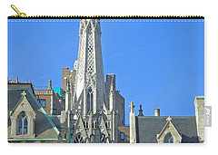 Steeple Of Grace Episcopal Church Nyc Carry-all Pouch