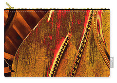 Steinway Piano Golden Inners Carry-all Pouch