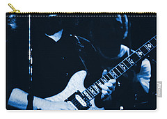 Stella Blue At Winterland 3 Carry-all Pouch
