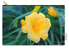 Stella De Oro Daylily Carry-all Pouch