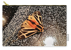 Carry-all Pouch featuring the photograph Step Into The Light by Jason Williamson