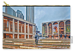 Steps To Fame Lincoln Center Carry-all Pouch