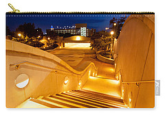 Steps To Kyle Field Carry-all Pouch by Linda Unger