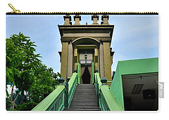 Steps To Muslim Mystic Shrine Singapore Carry-all Pouch by Imran Ahmed