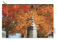 Sterling Ma Burial Ground Carry-all Pouch