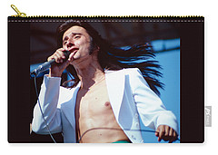 Steve Perry Of Journey At Day On The Green Carry-all Pouch