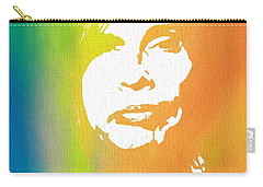 Steven Tyler Canvas Carry-all Pouch by Dan Sproul