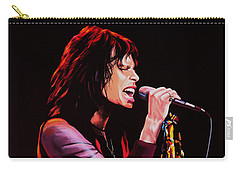 Steven Tyler Carry-all Pouch by Paul Meijering
