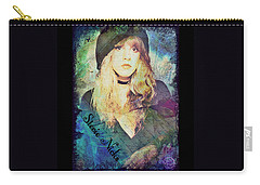 Stevie Nicks - Beret Carry-all Pouch