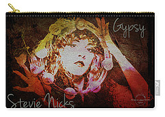 Stevie Nicks - Gypsy Carry-all Pouch