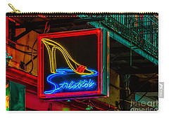 Stilettos On Bourbon Street Nola Carry-all Pouch