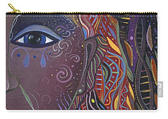 Still A Mystery 2 Carry-all Pouch by Helena Tiainen
