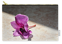 Carry-all Pouch featuring the photograph Still Beautiful by Ramona Matei