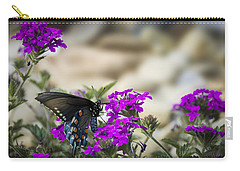 Still Beautiful Swallowtail Carry-all Pouch