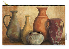 Still Life-c Carry-all Pouch by Jean Plout