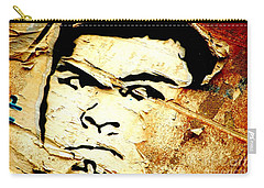 Carry-all Pouch featuring the photograph Still Standing  by Christiane Hellner-OBrien