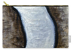 Carry-all Pouch featuring the painting Stills 10-003 by Mario Perron